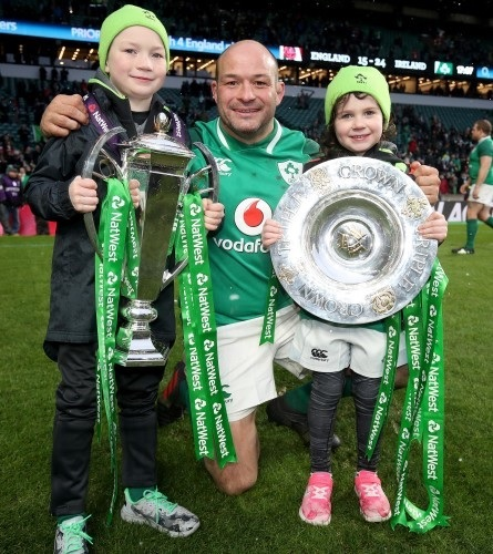 Rory Best - 2018 Grand Slam