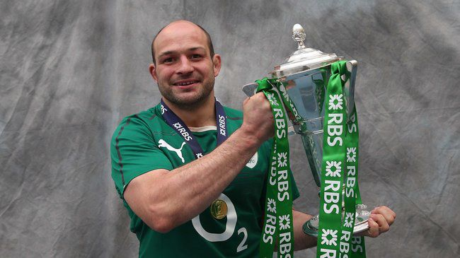 Rory Best RBS 6 Nations 2014